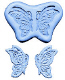 Butterfly Lace-Silicone Mold-Small
