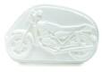 Motorcycle Pantastic Plastic Cake Pan