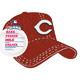 MLB Cincinnati Reds Pantastic Plastic Cake Pan