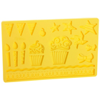 Kid's Party Silicone Mold