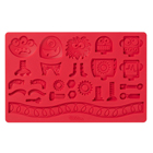 Robots and Monsters Silicone Mold