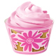 Pinky Party Cupcake Wraps