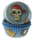 Pirate Standard Baking Cups