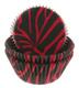 Pink Zebra Standard Baking Cups