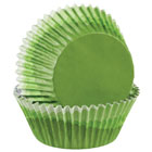 Green Ombre Standard Baking Cups