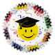 Smiley Grad Standard Baking Cups