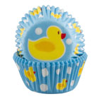 Ducky Mini Baking Cups