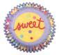 Sweet Dots Mini Baking Cups
