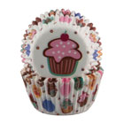 Be My Cupcake Mini Baking Cups