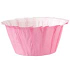 Pink Ruffled Standard Baking Cups