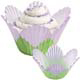 Lavender Flower Standard Baking Cups