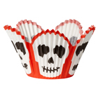 Skeleton Petal Baking Cups