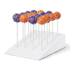 Slanted Cake Pops Display Stand