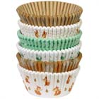 Woodland Animals Standard Baking Cups