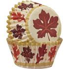 Cozy Fall Mini Baking Cups