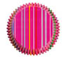 Snappy Stripes Mini Baking Cups