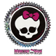 Monster High Standard Baking Cups