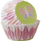 Butterfly Mini Baking Cups