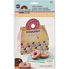 Doughnut Box with Handle