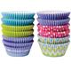 Pastel Pattern Standard Baking Cups