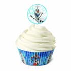 Olaf Cupcake Combo Kit