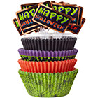 Halloween Cupcake Combo Kit