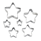Straight and Fluted Star Cutter Set