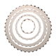 Cookie Cutter Set-Round, Scalloped Edge