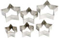 Cookie Cutter Set-Stars