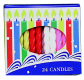 Spiral Candles-Assorted