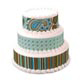Edible Image® Designer Prints™- Aqua Paisley