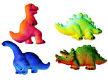 Dec-Ons® Molded Sugar - Dinosaur Assortment