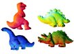 Dec-Ons® Molded Sugar - Dinosaur Assortment