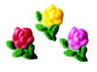 Dec-Ons® Molded Sugar - Rose Charms