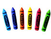 Dec-Ons® Molded Sugar - Crayons