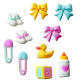 Dec-Ons® Molded Sugar - Deluxe Baby Assortment
