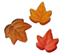 Dec-Ons® Molded Sugar - Fall Leaves