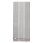 "3 1/2"" x 2 1/4"" x 8 1/4"" Transparent Cellophane Bag"