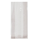 "3"" x 1 3/4"" x 6 3/4"" Transparent Cellophane Bag"