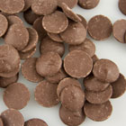 Merckens Cocoa Lite Milk Chocolate Flavored Candy Coating