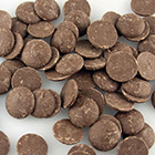 Merckens Cocoa Dark Chocolate Flavored Candy Coating