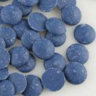 Merckens Royal Blue Vanilla Flavored Candy Coating