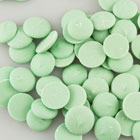 Merckens Light Green Vanilla Flavored Candy Coating