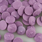 Merckens Orchid/Purple Vanilla Flavored Candy Coating