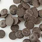 Clasen Black Dark Chocolate Flavored Candy Coating