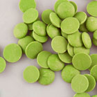 Clasen Lime Green Vanilla Flavored Candy Coating