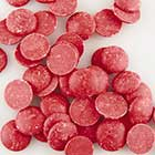 Clasen Red Vanilla Flavored Candy Coating