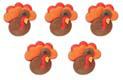 Icing Layons - Tiny Turkey