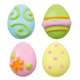 Icing Layons - Decorated Egg Assortment