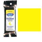 Yellow Satin Ice Rolled Fondant
